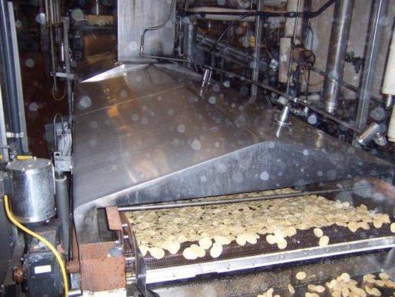 Heat & Control 1,500-lb/hr Continuous