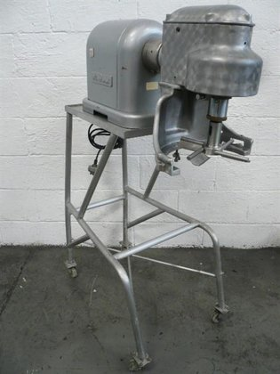 ALEXANDER WERK NO MODEL GRANULATOR