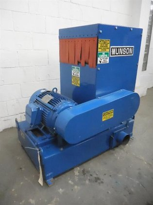 MUNSON MODEL SCC-15-MS, SERIAL NUMBER