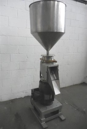PREMIER JACKETED COLLOID MILL -