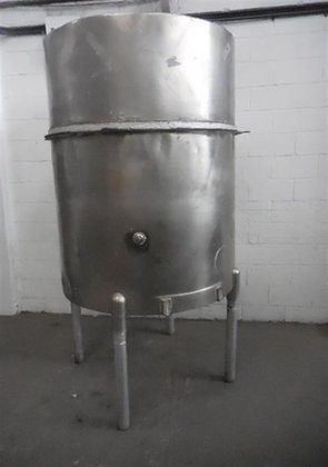Stainless steel tank - M10461