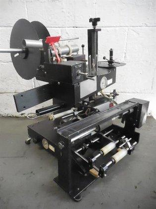 Autolabe model 280 semi-automatic wraparound