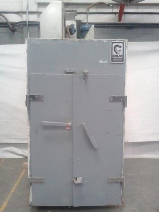 Caisa single door misc. oven