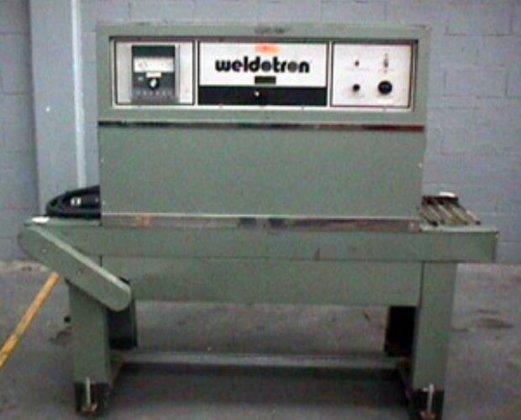 WELDOTRON 7221 SHRINK TUNNEL -