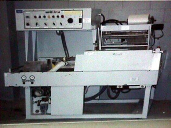 WELDOTRON 5901 AUTOMATIC BOX WRAPPER