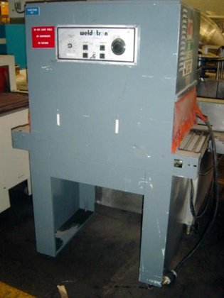 WELDOTRON MODEL 7020 SHRINK TUNNEL