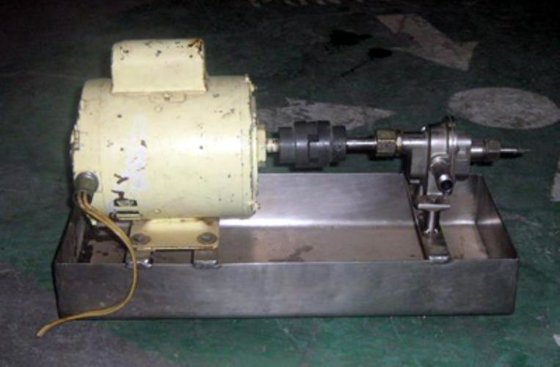 CENTRIFUGAL PUMP, STAINLESS STEEL -