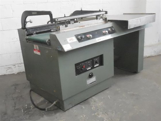 WELDOTRON 5212 BAG SEALER OR