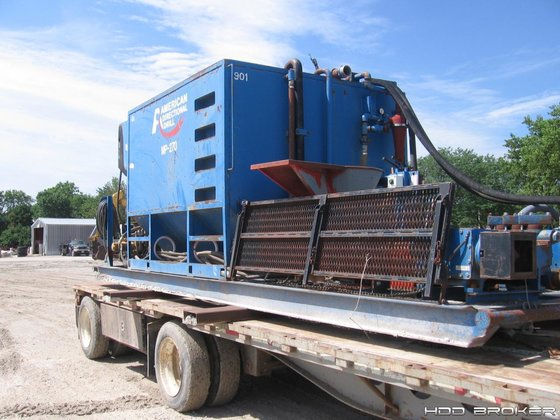 1995 American Augers MP-270 11056