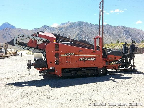 2012 Ditch Witch JT4020 All