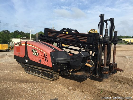2009 Ditch Witch JT3020 Mach