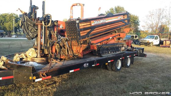 2006 Ditch Witch JT4020 Mach