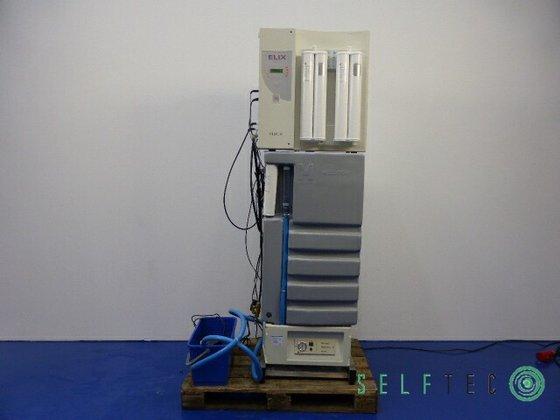 Millipore Laboratory Water Treatment System Elix 70 Sds