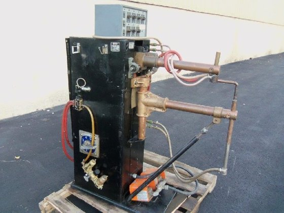 SPOT WELDER ALPHIL MODEL RFT-11
