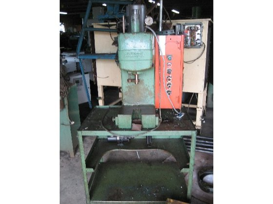 DENISON MULTIPRESS 2 TON HYDRAULIC