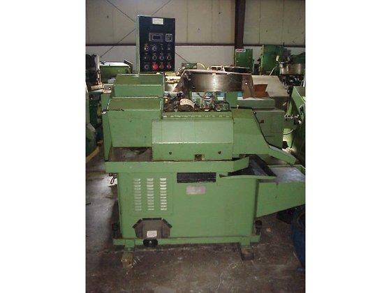 #0 WARREN WT-1000 THREAD ROLLER