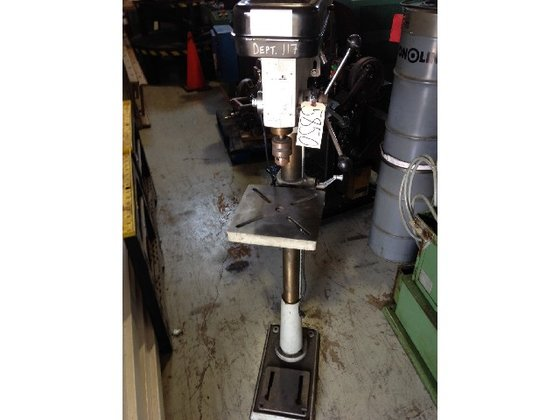 "MANHATTAN 1/2"" DRILL PRESS in"