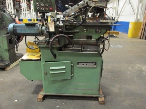 WARREN WS-1000 VB HEAD SLOTTER