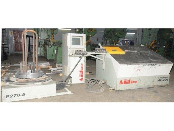 AIM ACCUFORM AF-2D1 CNC WIRE