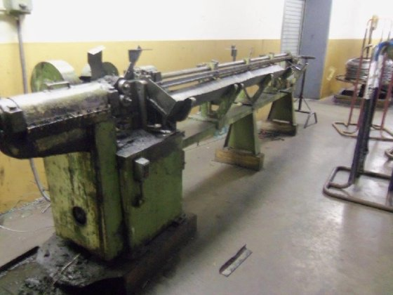 "3/16"" SHUSTER 1A5 STRAIGHTEN AND"