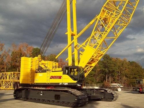 2014 KOBELCO CK-2750G Crawler Crane