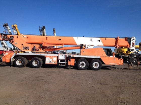 2005 LINK-BELT HTC8690 Hydraulic Truck
