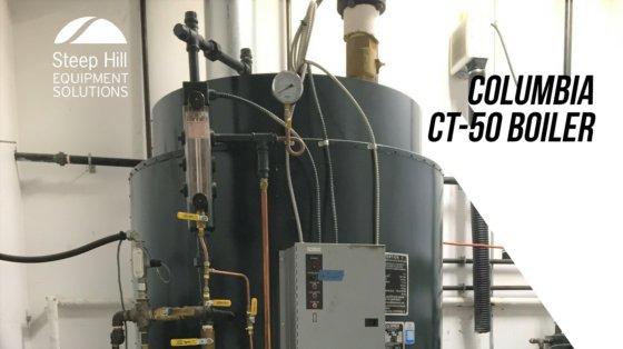 2013 Columbia High Pressure Steam Boiler in Langley, British ...