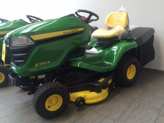 2015 john deere x350r in neuenkirchen deutschland. Black Bedroom Furniture Sets. Home Design Ideas