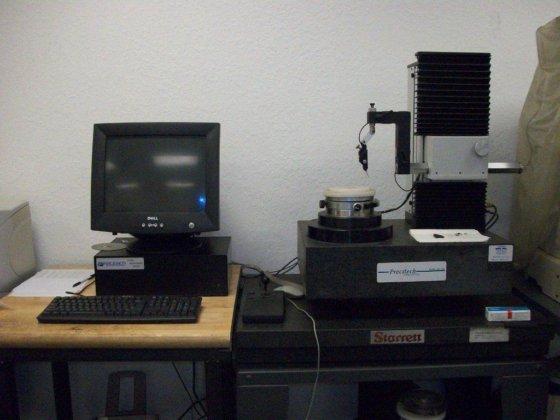 2002 Presitech Precision Roundness Tester