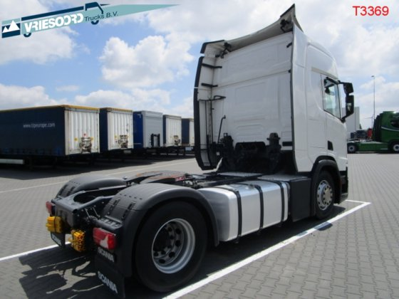 Scania R450 in 's-Hertogenbosch, Netherlands