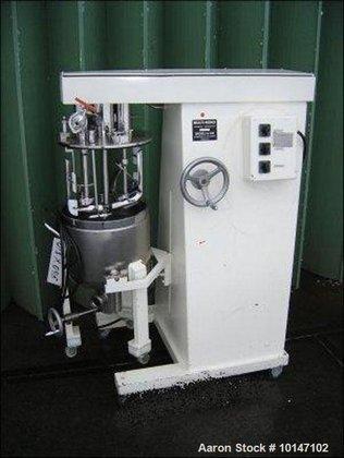Used-Brogli MH-300 C Mixer/Homogenizer, 304
