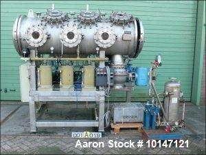 Used-Pannevis Type RT/PT Pilot Vacuum