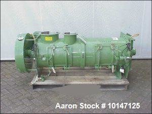 Used-Lodige Mixer. Capacity 79.28 gallons