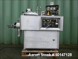 Used-Lodige MGT-125-P Universal Mixer, 321