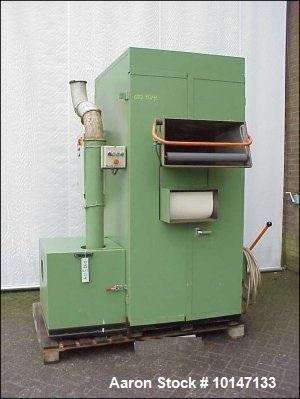 Used-Dreher Type S 26-41 Granulator.