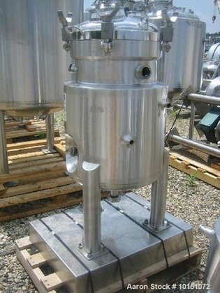 Used-DCI Approximately 50 Liter Stainless