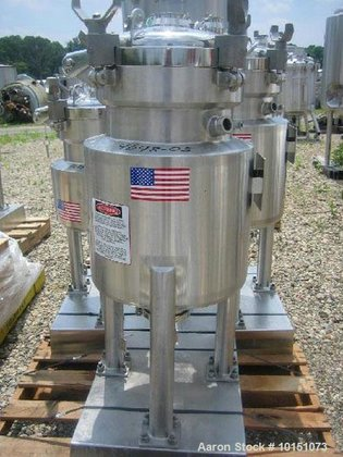 Used-DCI Approximately 30 Liter Stainless