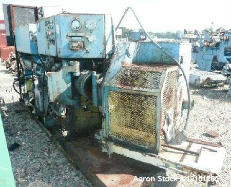 Used- Barwell Model C-2 Vacuum