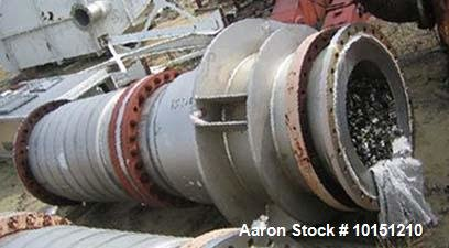 Used-Roben Stainless Steel Pack Column,