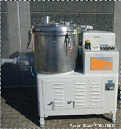 Used-Lodige High Intensive Mixer, type