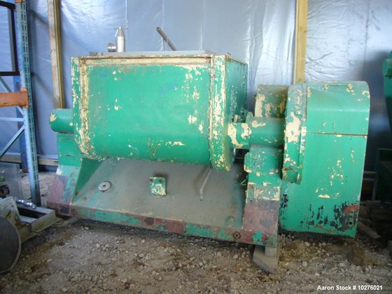 Used- Strommen Double Arm Mixer,