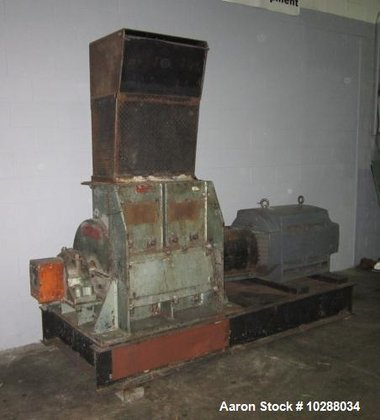 Used-Mitts & Merrill Hog Grinder,