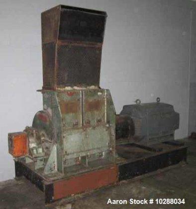 Used-Mitts & Merrill Hog Grinder,