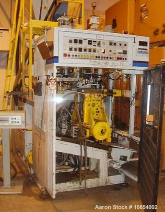 Used-Automa Continuous Extrusion PE Machine.