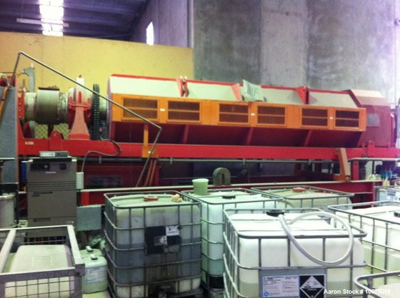 Used-Rotary Calciner / Calcining Furnace.
