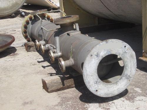 Used-Burgess Manning Tank, 60 gallon,