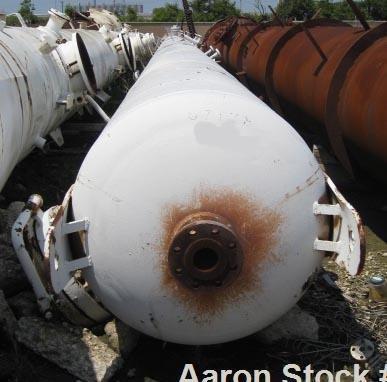 Used-Glitch Caustic Scrubber Column, carbon