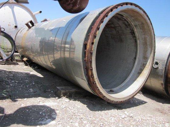 Used-Cryochem Step III Distillation Column,
