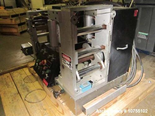 Used-Randcastle Model RPSTCO-8X2 Three Roll