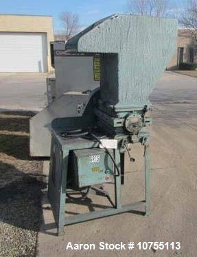Used- Rapid GK600 Granulator. Has